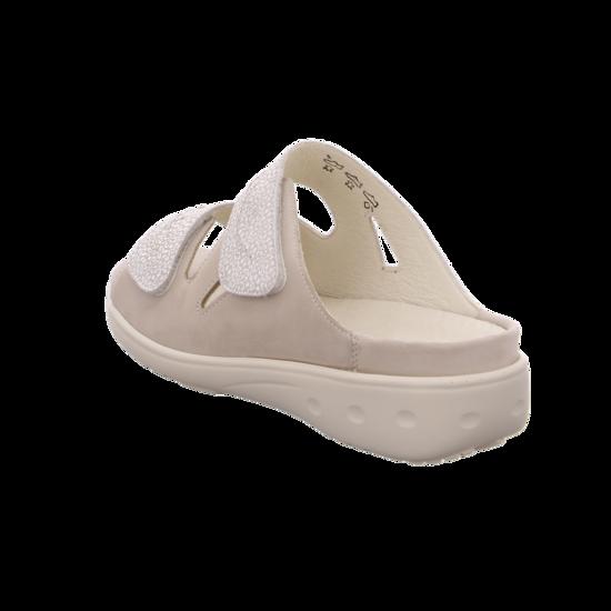 Sale: Komfort Sandalen für Damen von Waldläufer beige qWF4I