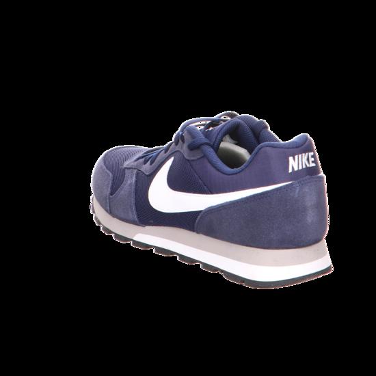 MD Runner 2 2 Runner Sneaker Herren Schuhe blau 749794 410 Sneaker Sports von Nike--Gutes Preis-Leistungs-, es lohnt sich 47136a