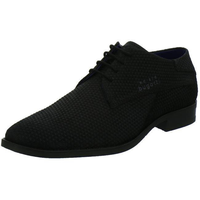 BUGATTI Business Schuhe rot Luano