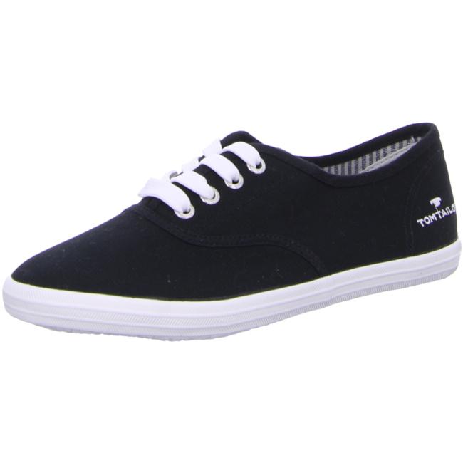 6992401 black sneaker low von tom tailor. Black Bedroom Furniture Sets. Home Design Ideas