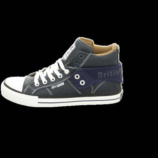 B38-3701-07 Sneaker High British von British High Knights--Gutes Preis-Leistungs-, es lohnt sich 5bc237