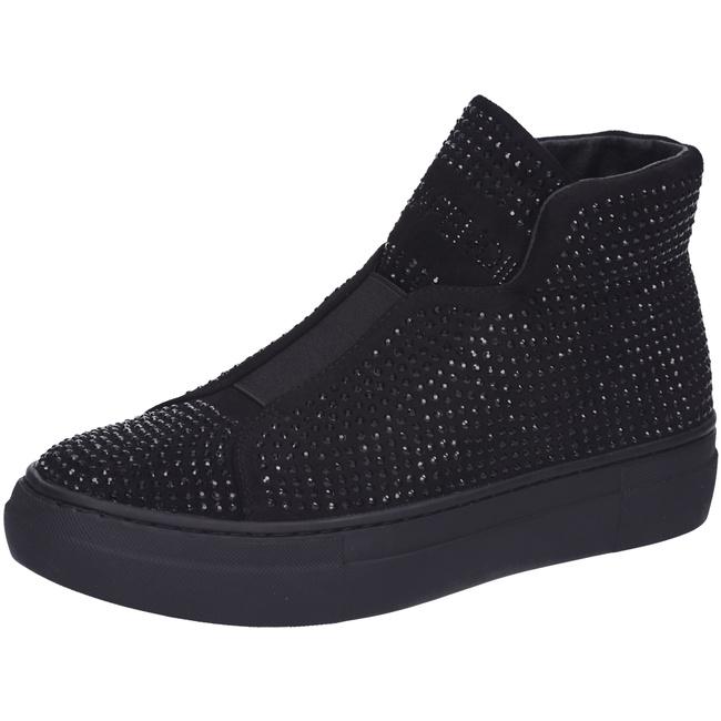 DB925-010 nero Sneaker High von CAFNOIR--Gutes Preis-Leistungs-Verhltnis, es lohnt sich