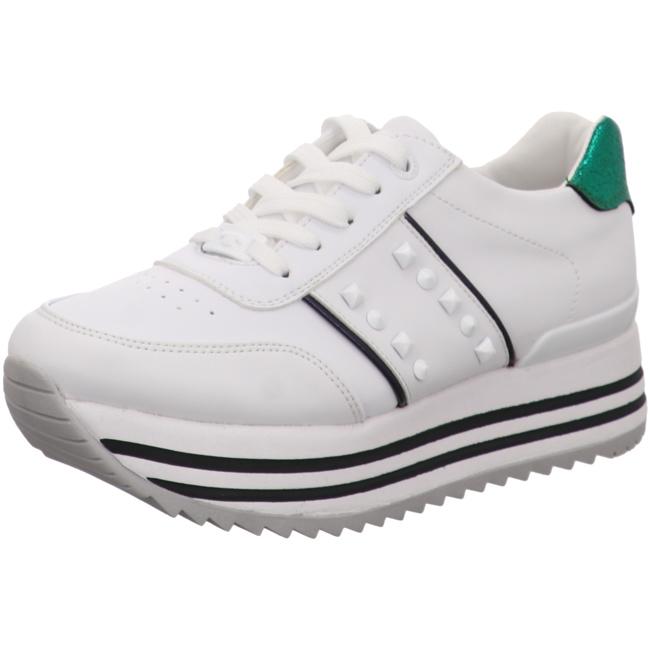 Tom Tailor Plateau Sneaker in Weiß | DEICHMANN AT