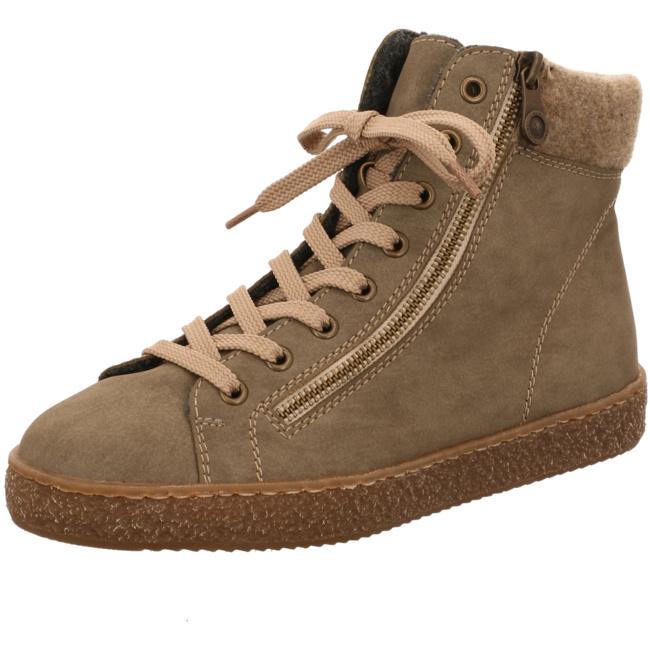 Rieker Sneaker Komfort Stiefelette