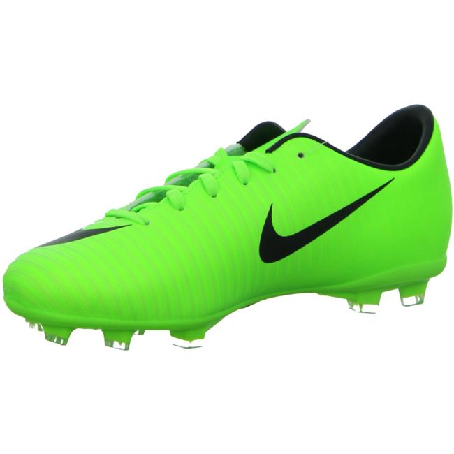 Nike Mercurial Victory VI FG Kinder Fußballschuhe Nocken grün Fußballschuh