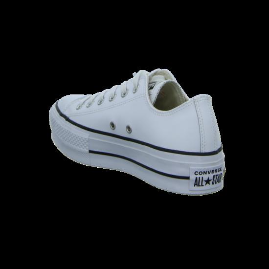 plateau sneaker converse